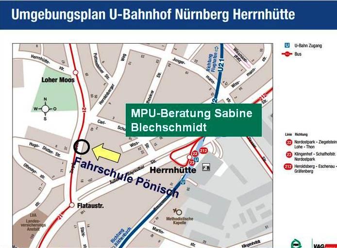 MPU Beratung Sabine Blechschmidt